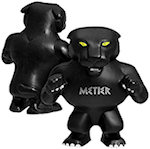 Panther Mascot Stress Balls